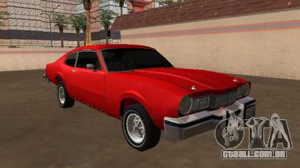 Mercury Comet Coupe 1975 para GTA San Andreas