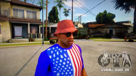 Headdress (Independence Day DLC) V3 para GTA San Andreas