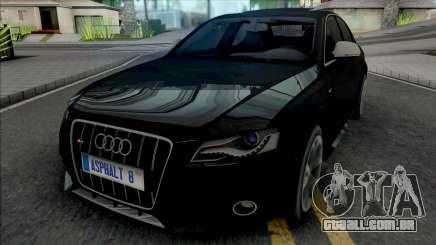 Audi S4 [HQ] para GTA San Andreas