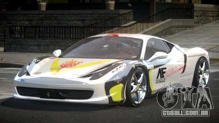 Ferrari 458 PSI U-Style L8 para GTA 4