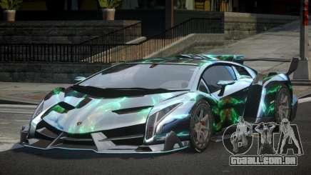 Lamborghini Veneno BS L1 para GTA 4