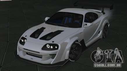 Toyota Supra MK IV Varis para GTA San Andreas