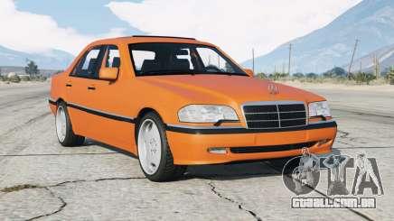 Mercedes-Benz C 200 Elegance (W202) 1998 v1.2 para GTA 5