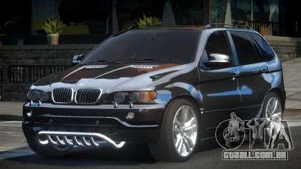 BMW X5 4iS para GTA 4