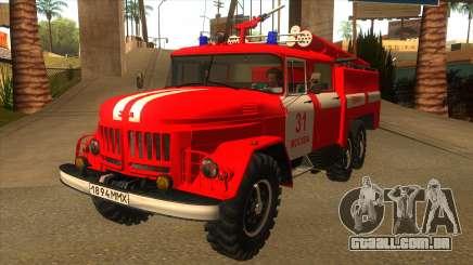 Sil 131 Bombeiro para GTA San Andreas
