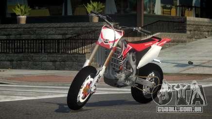 Honda CRF 250 L4 para GTA 4