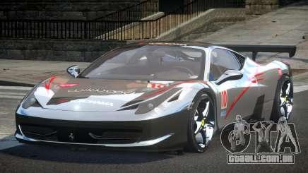 Ferrari 458 PSI U-Style L6 para GTA 4