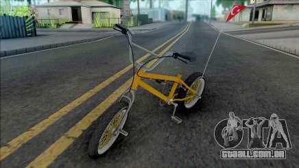 BMX Turkish Flag para GTA San Andreas