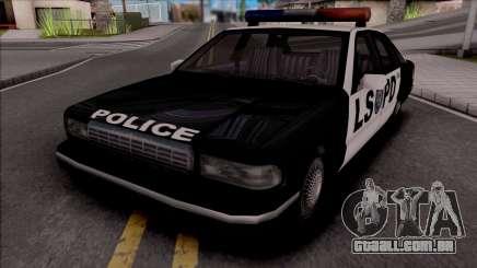 Beta Premier Police LS (Final) para GTA San Andreas