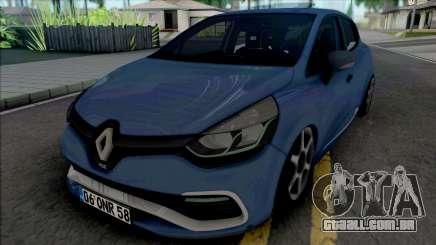 Renault Clio 4 RS para GTA San Andreas