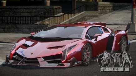 Lamborghini Veneno BS para GTA 4