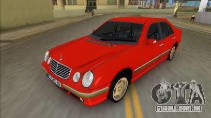 Mercedes-Benz E55 (AMG) 1999 para GTA Vice City