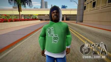 Novo membro da gangue (FAM1) para GTA San Andreas