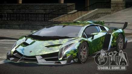 Lamborghini Veneno BS L4 para GTA 4
