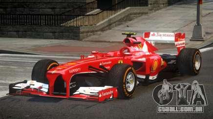 Ferrari F138 R2 para GTA 4