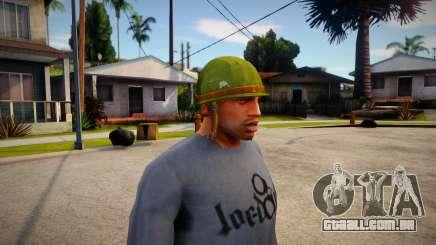 COMANDO_HELMET (Máscaras de Fortnite) para GTA San Andreas