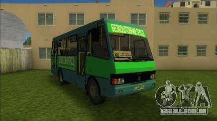 BAZ A079.14 Reference v2.0 para GTA Vice City