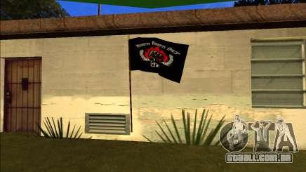Bandeira de Protesto ao Fazendeiro Punjab para GTA San Andreas