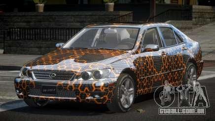 Lexus IS300 SP-R L6 para GTA 4