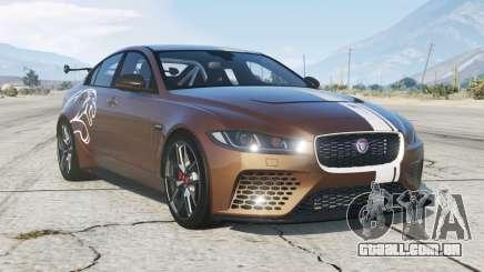 Jaguar XE SV Project 8 (X760) 2018〡add-on para GTA 5