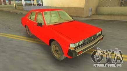 Mitsubishi Galant Sigma 1980 para GTA Vice City