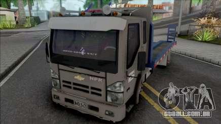 Chevrolet NPR Tow Truck para GTA San Andreas