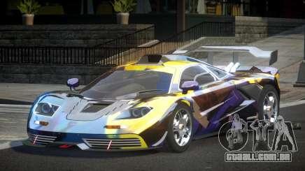 McLaren F1 GST-R L3 para GTA 4