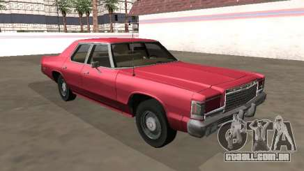 Dodge Royal Monaco 1976 para GTA San Andreas
