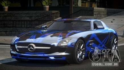 Mercedes-Benz SLS G-Style L4 para GTA 4