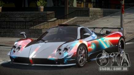 Pagani Zonda GST-C L1 para GTA 4