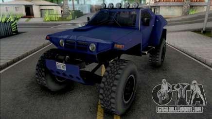 Rune Crusader [Remake] para GTA San Andreas
