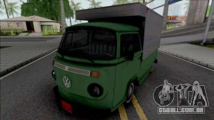 Volkswagen Kombi Improved para GTA San Andreas