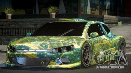 Volkswagen Scirocco GST U-Style PJ4 para GTA 4