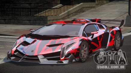 Lamborghini Veneno BS L3 para GTA 4