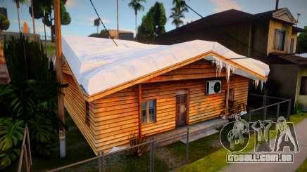 Winter Gang House 2 para GTA San Andreas