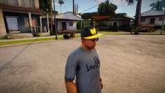 Cap Wu-Tang Clan para GTA San Andreas