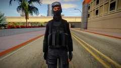 New SWAT (good textures) para GTA San Andreas