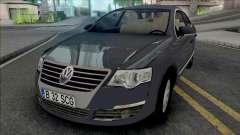 Volkswagen Passat (Romanian Plates) para GTA San Andreas
