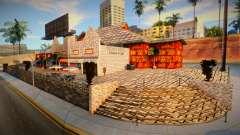 Nova casa de praia para GTA San Andreas