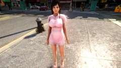 Hot Kokoro Nurse para GTA 4