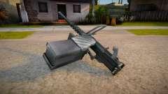 Heavy Machine Gun para GTA San Andreas