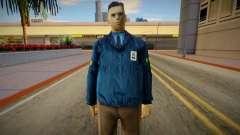 New FBI (good textures) para GTA San Andreas