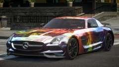 Mercedes-Benz SLS US S4 para GTA 4
