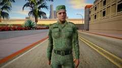Serbian Soldier v2 para GTA San Andreas
