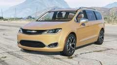 Chrysler Pacifica Limited (RU) 2017〡add-on v1.2 para GTA 5