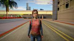 Ellie (good skin) para GTA San Andreas