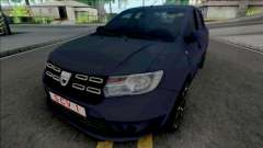 Dacia Logan Pope Edition