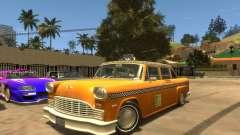 Cabbie SA para GTA 4