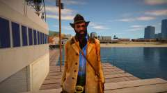 CJ Red Dead Redemption 2 para GTA San Andreas