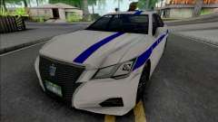 Toyota Crown Athlete GRS214 2016 Private Taxi para GTA San Andreas